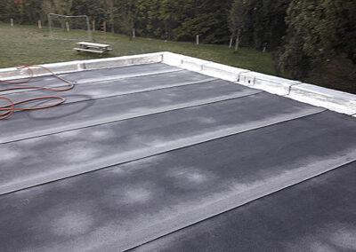 étanchéité toits plats