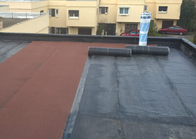 toiture terrasse étanchéité