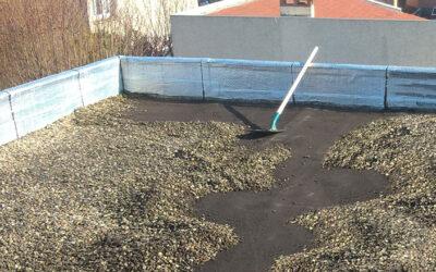 L'entretien des toitures terrasses