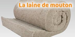 isolant toiture de laine de mouton