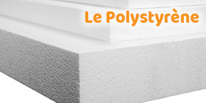 Isolant toiture : polystyrene