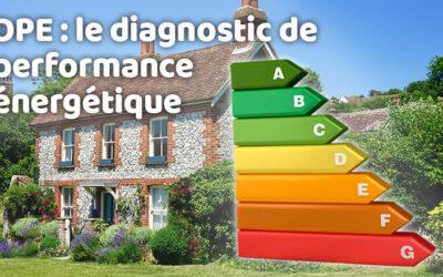 DPE : tout savoir sur le diagnostic de performance énergétique